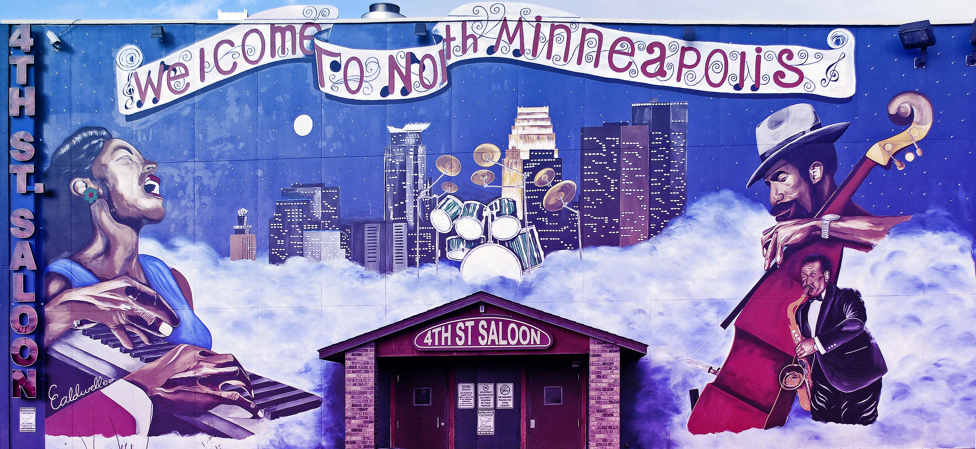 Welcome to North Minneapolis Mural